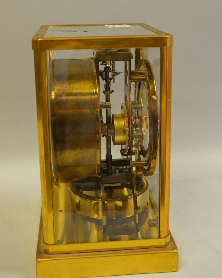 Le Coultre Atmos clock, original box (glass on top is - 4
