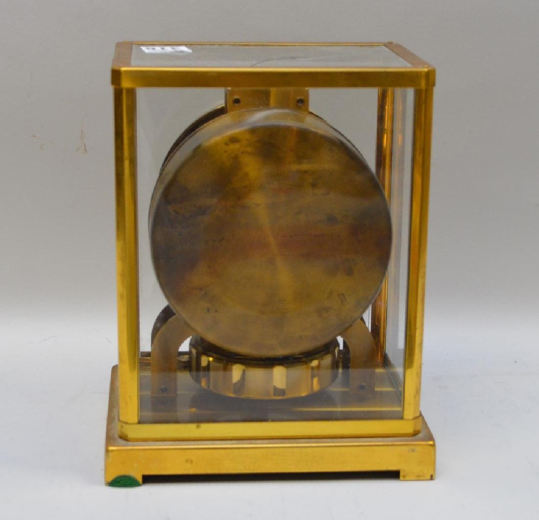 Le Coultre Atmos clock, original box (glass on top is - 5