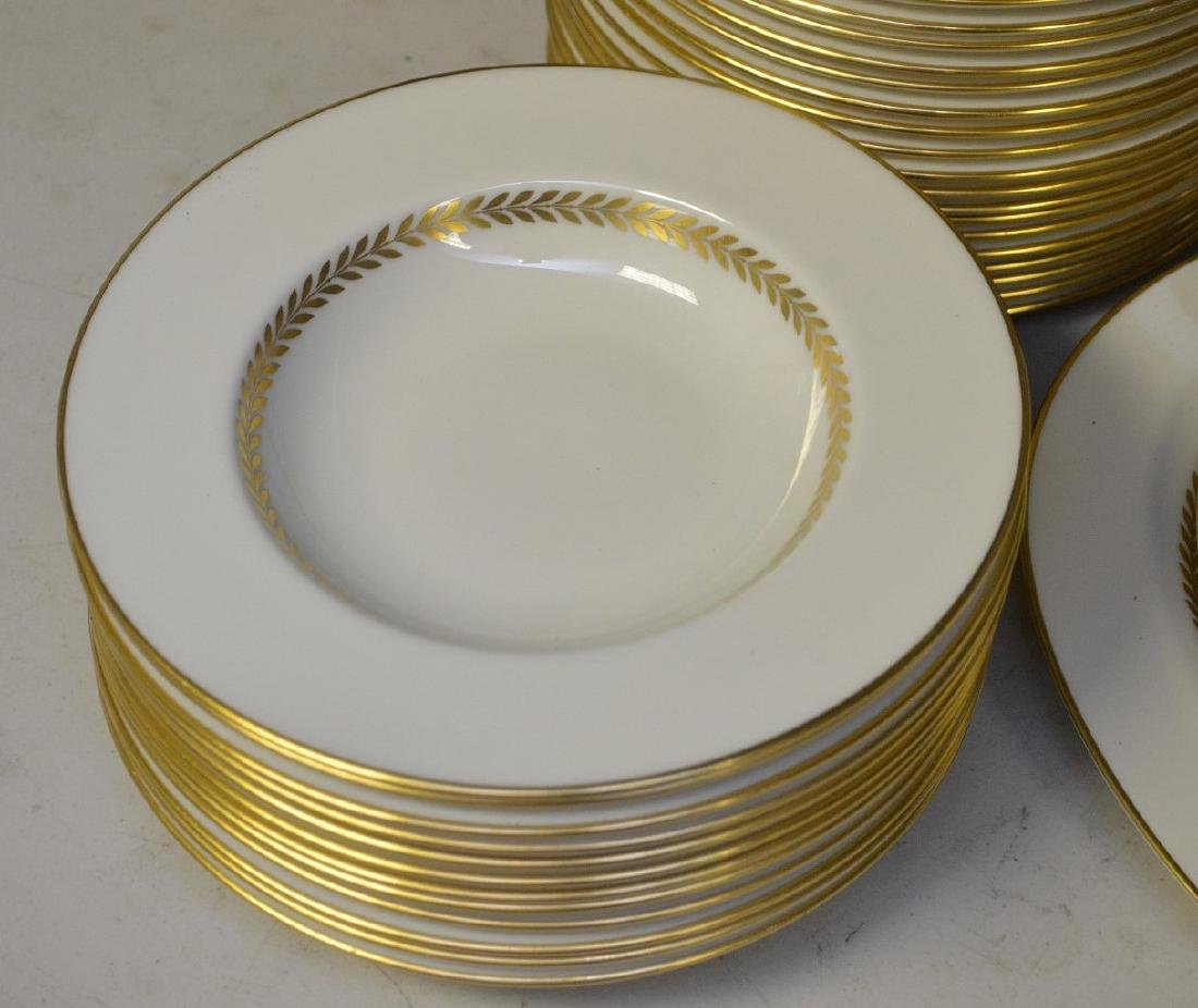 """Lenox china, Imperial, incl; 20 plates (8 1/2""""), 12 - 4"""