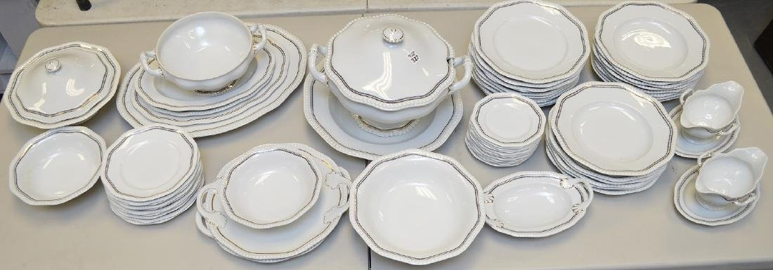 Rosenthal China, incl; 24 plates, 10 salad plates, 11