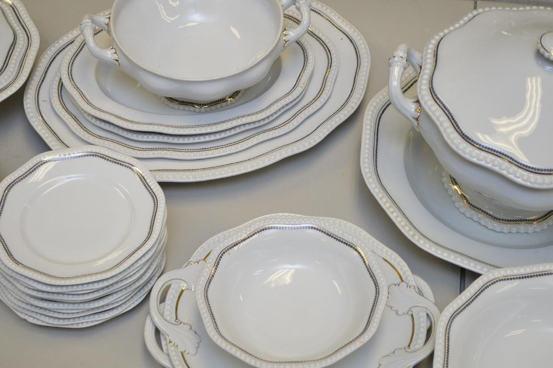 Rosenthal China, incl; 24 plates, 10 salad plates, 11 - 3