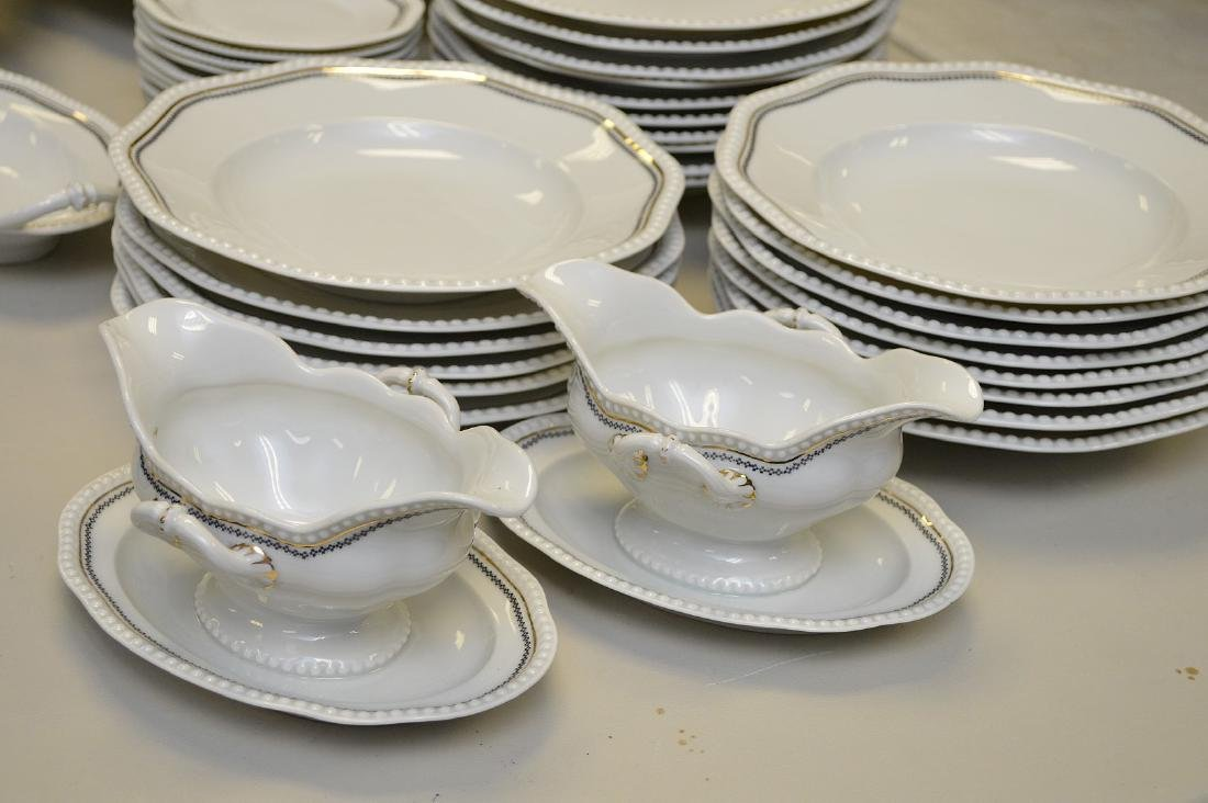 Rosenthal China, incl; 24 plates, 10 salad plates, 11 - 5