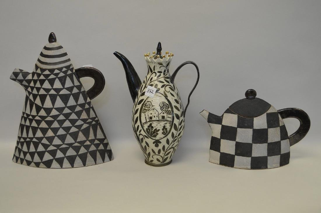 Studio Pottery, mostly from Penland School of The Arts, - 6