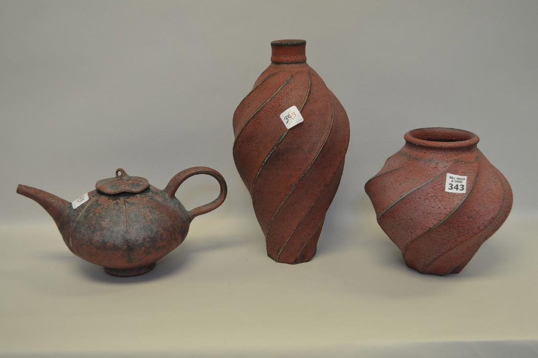 Studio Pottery, mostly from Penland School of the Arts,