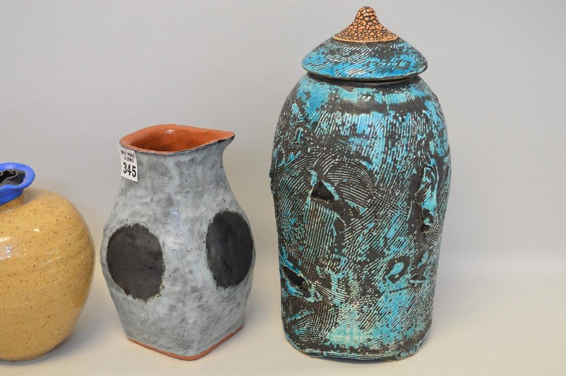 Studio Pottery, mostly from Penland School of the Arts, - 2