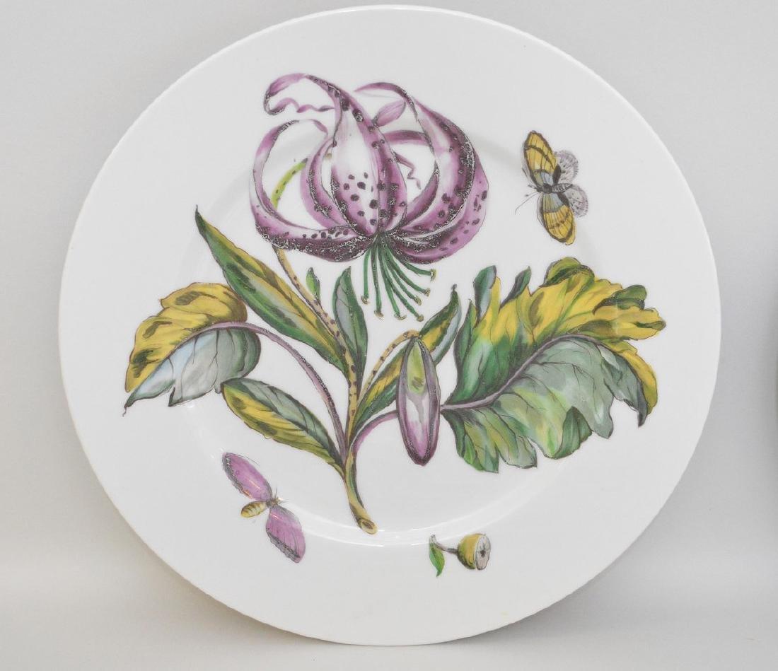 Mottahedah china service, Botanical, 16pcs. - 6