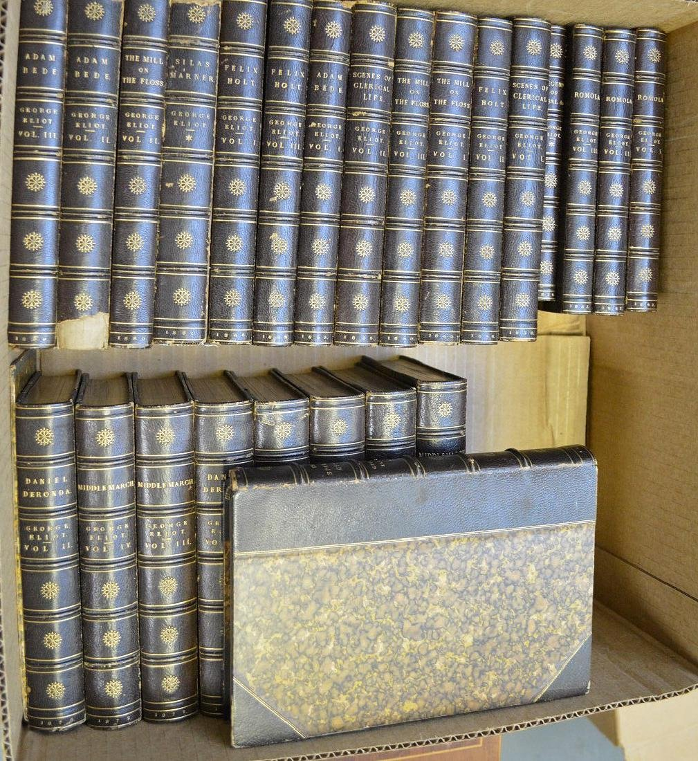 """2 sets of books; 45 Volumes of """"Temple Bar"""", 25 Volumes - 3"""