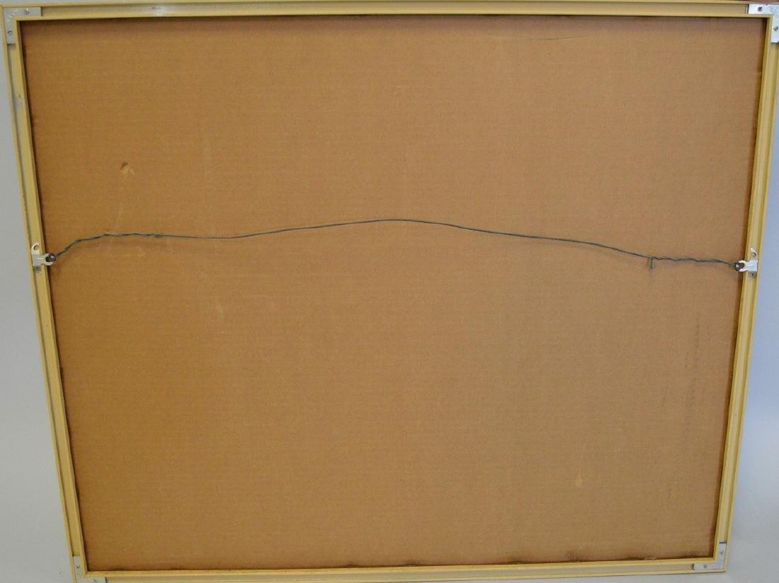 Michel Delacroix  (born 1933) Lithograph, 20 x 25 - 4