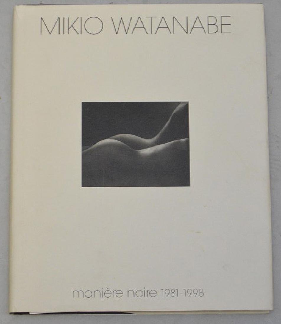 MIKIO WATANABE - 3 Nude framed pictures and Mezzotint - 2