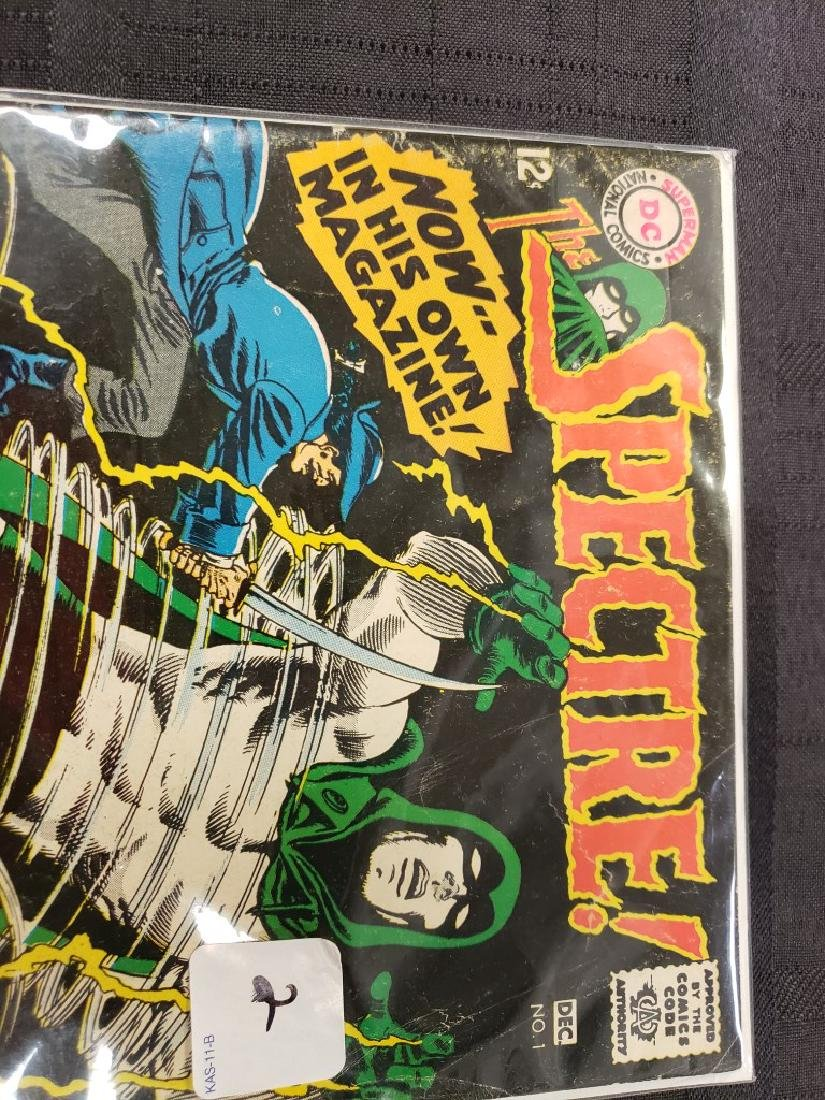 """""""The Spectre"""" Superman National DC Comics """"The Sinister - 2"""