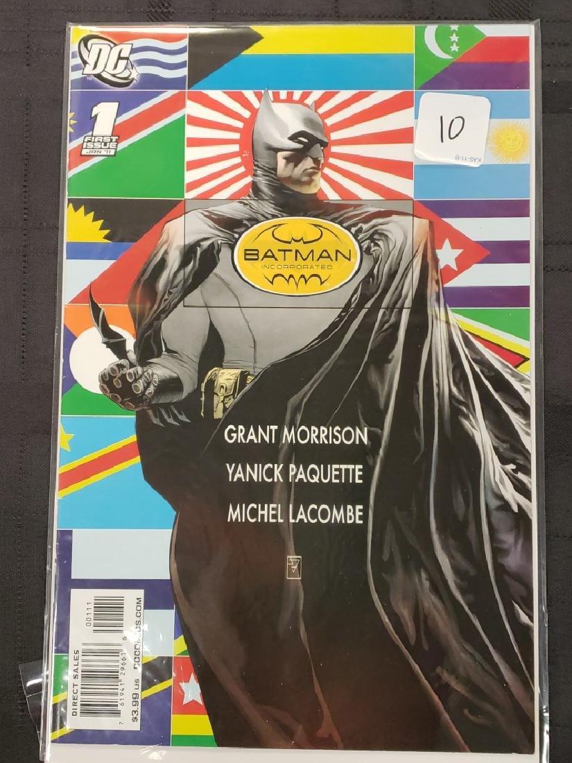 """DC Comic """"Batman Jan. 2011 1st issue; Condition:"""