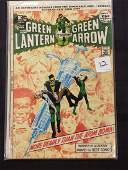 DC comic Green Lantern costarring the Green Arrow