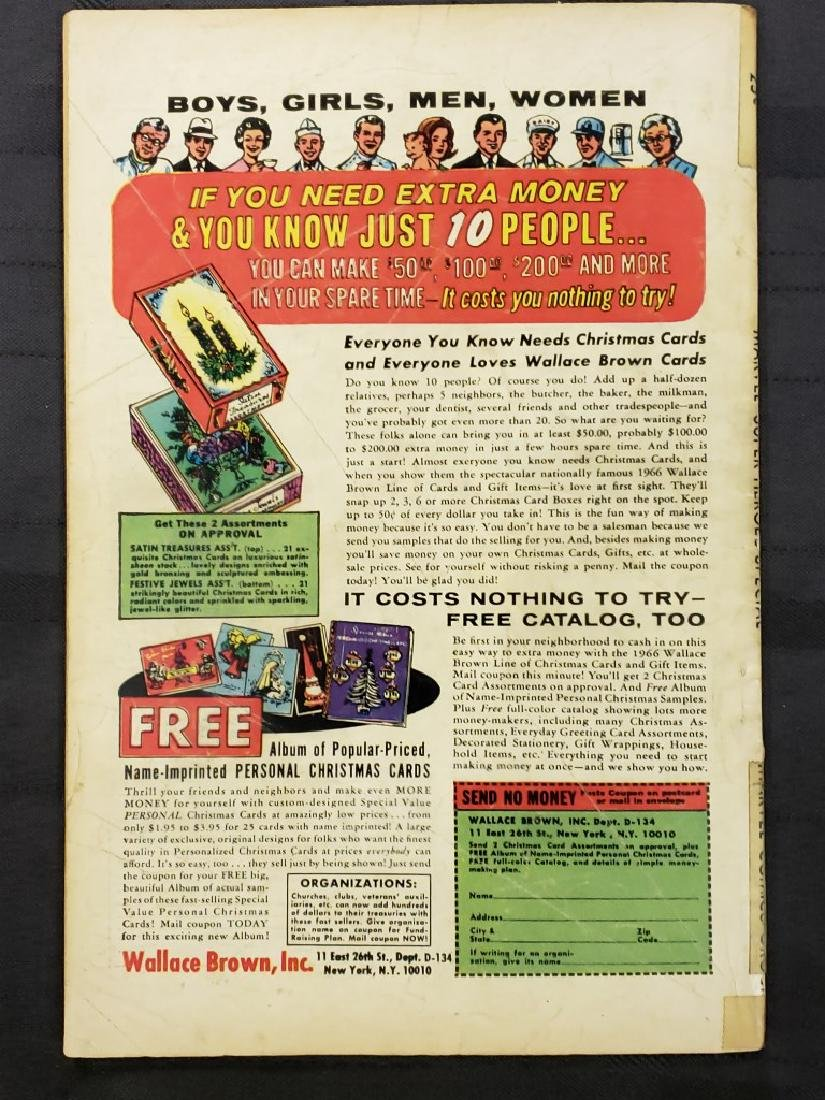 """Marvel Super-Heroes """"King Size Specials"""" #1 of 1966 ; - 2"""