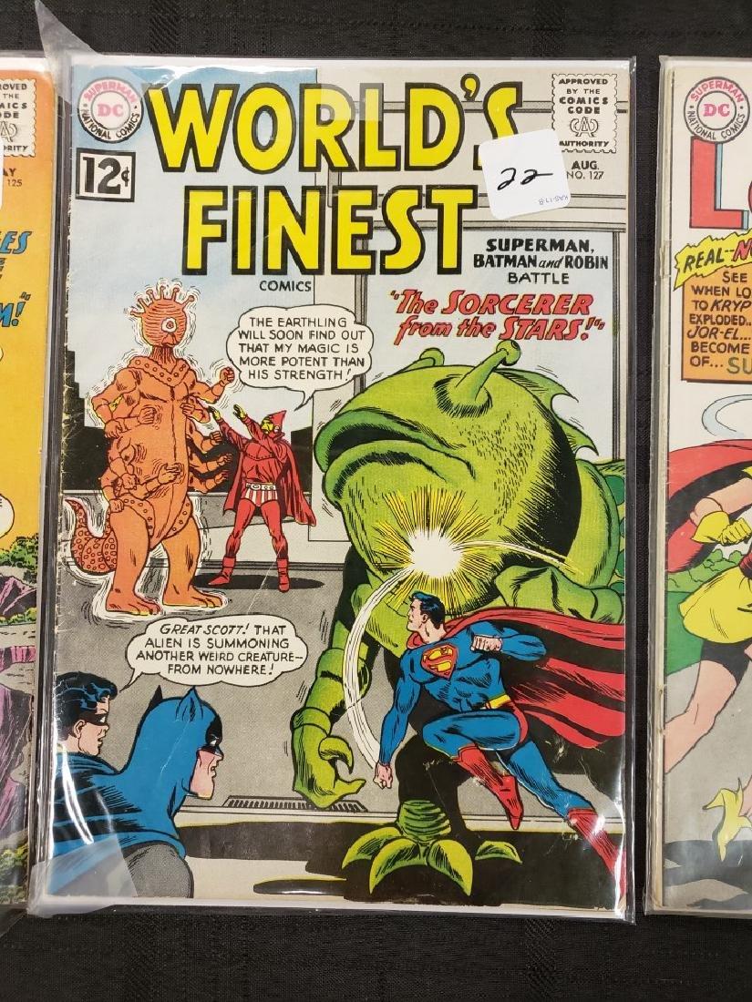 "Lot of Three DC Superman National Comics ""Lois Lane"" - 3"