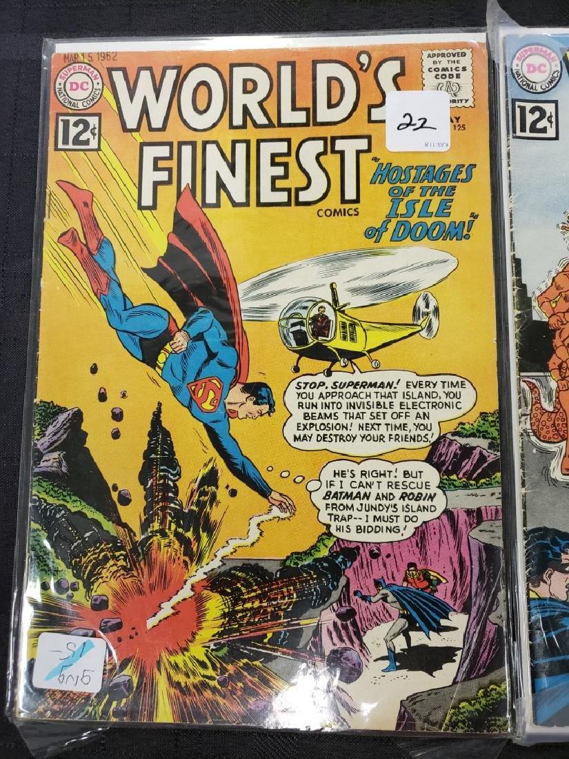 "Lot of Three DC Superman National Comics ""Lois Lane"" - 4"