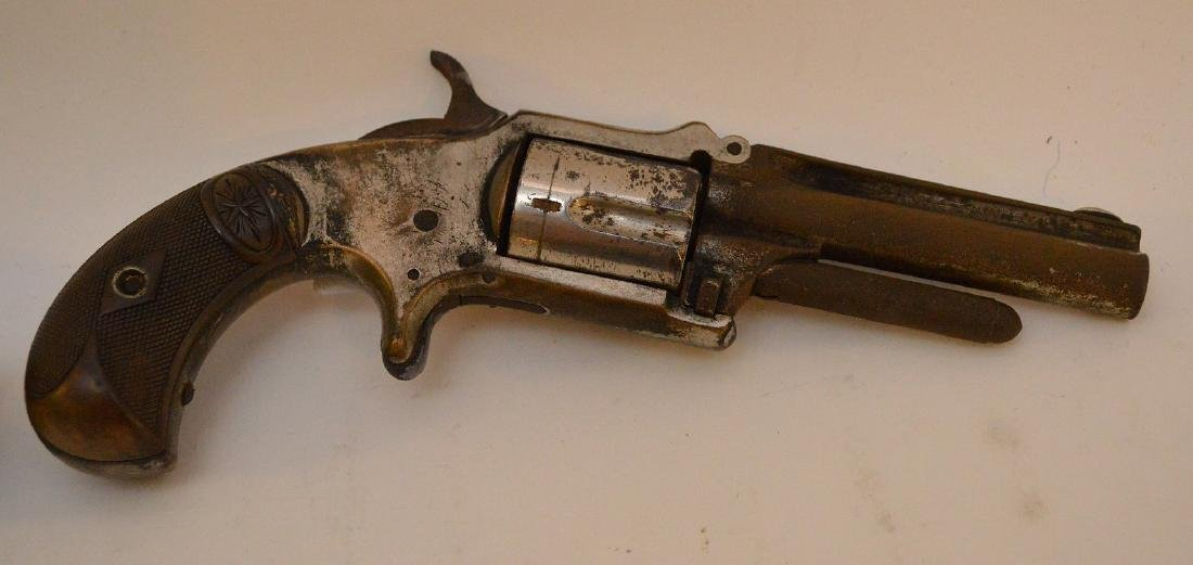 Antique Flare gun Scharmulys - Sold with 5 Shot - 3
