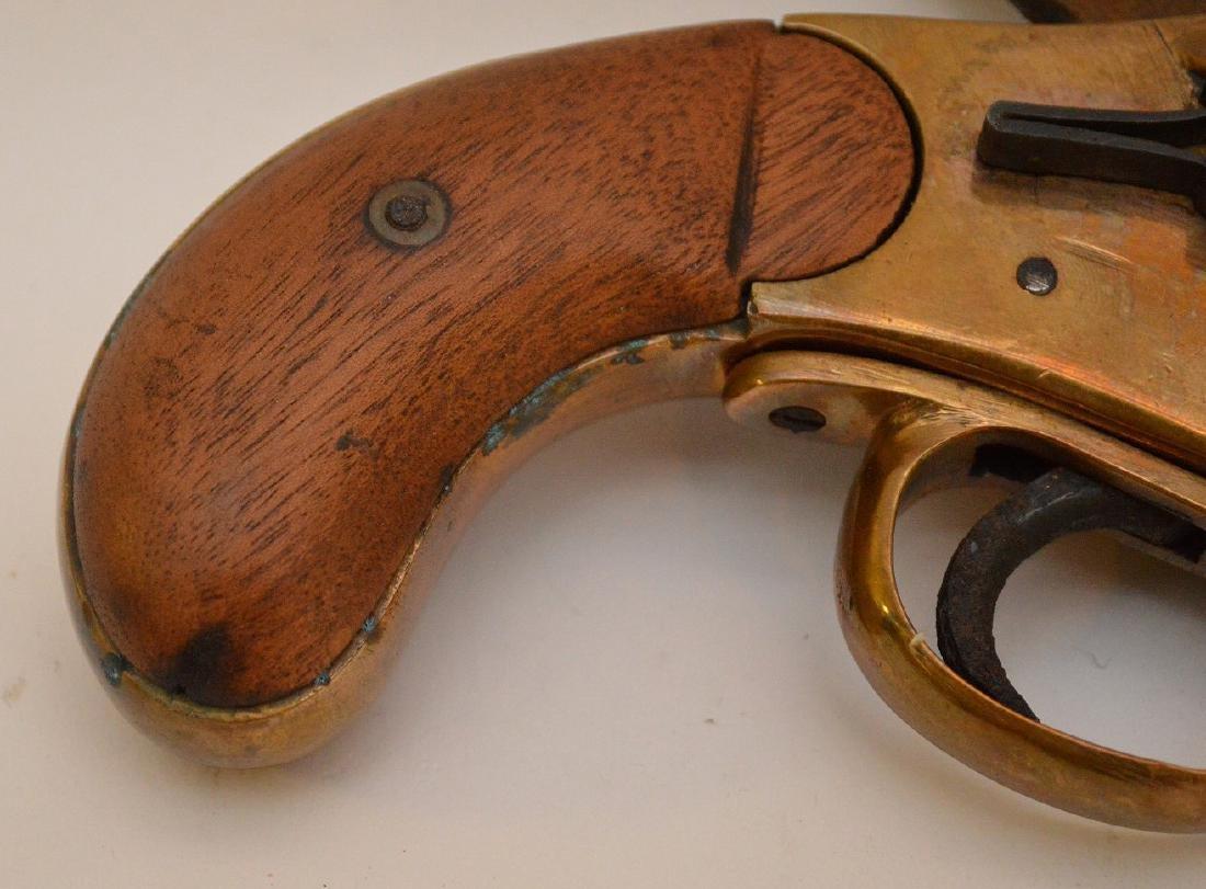 Antique Flare gun Scharmulys - Sold with 5 Shot - 5