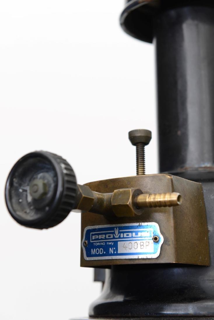 Industrial Gas Pendant Origin: ItalyCirca: 1950 - 4