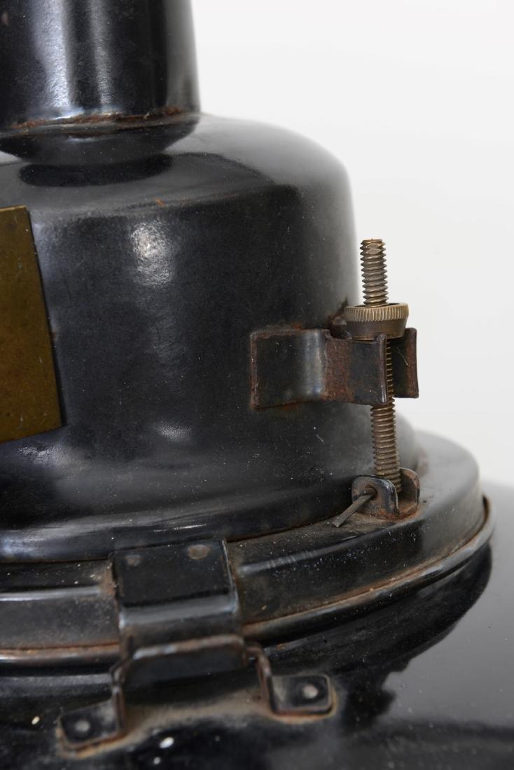 Industrial Gas Pendant Origin: ItalyCirca: 1950 - 5