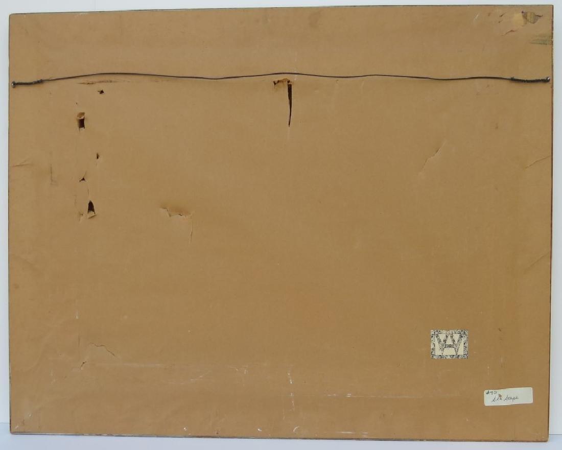 EINAR BERGSTEN, (Sweden, 1886-1970), Oil/Canvas, Rocky - 6