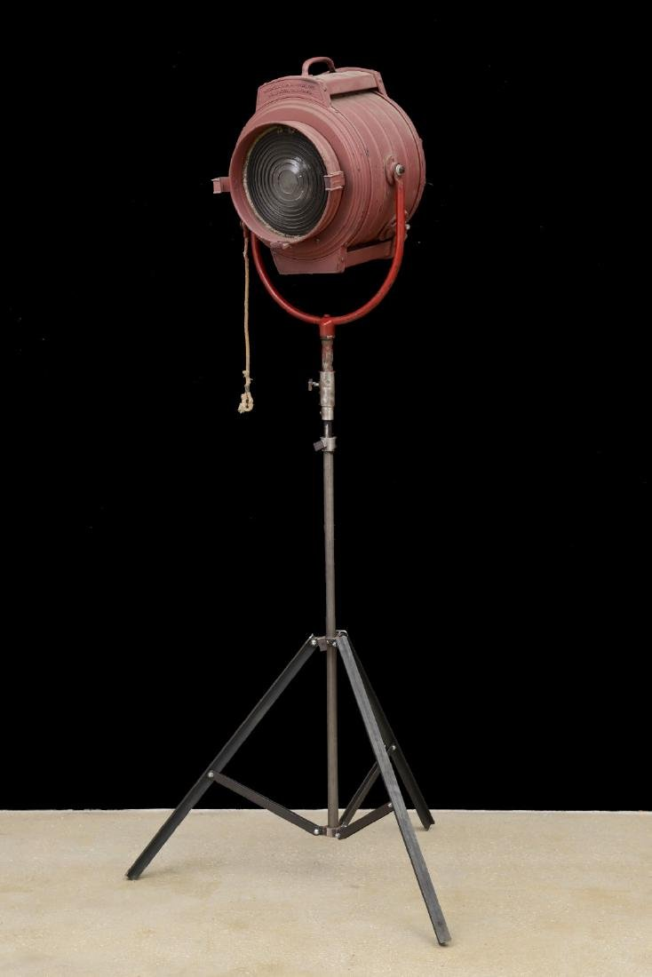Vintage Bardwell & McAllister Spotlight 1950