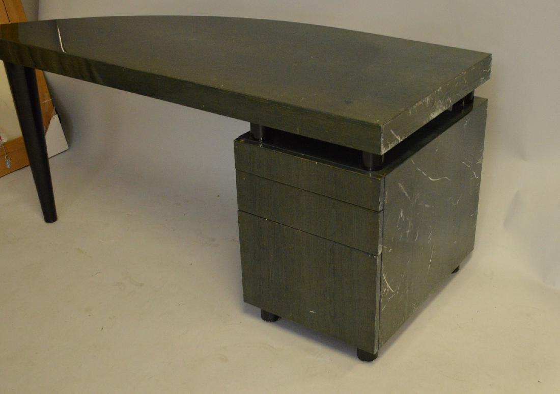 "2 pc. Laminate modern desk, Pace, 29 1/4""h x 65""w x 26"" - 3"