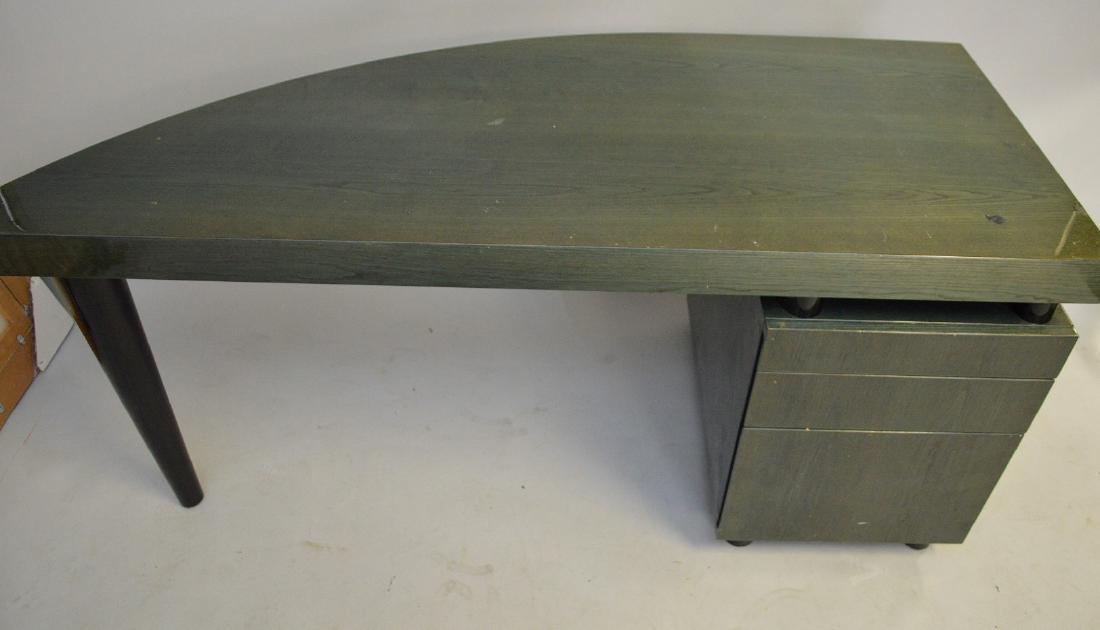 "2 pc. Laminate modern desk, Pace, 29 1/4""h x 65""w x 26"" - 4"