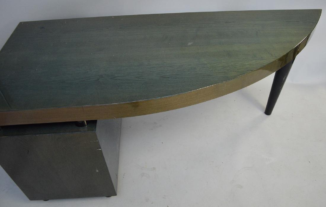 "2 pc. Laminate modern desk, Pace, 29 1/4""h x 65""w x 26"" - 6"