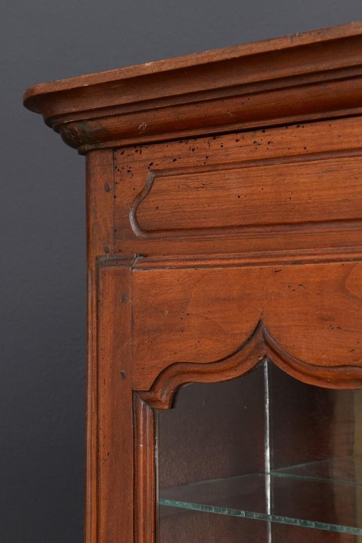 Antique Country French Carved Diminutive Display - 6