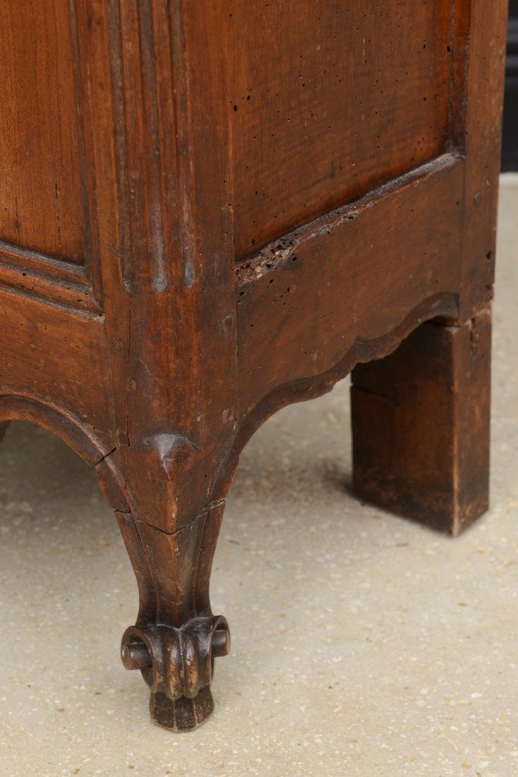 Antique Country French Carved Diminutive Display - 7