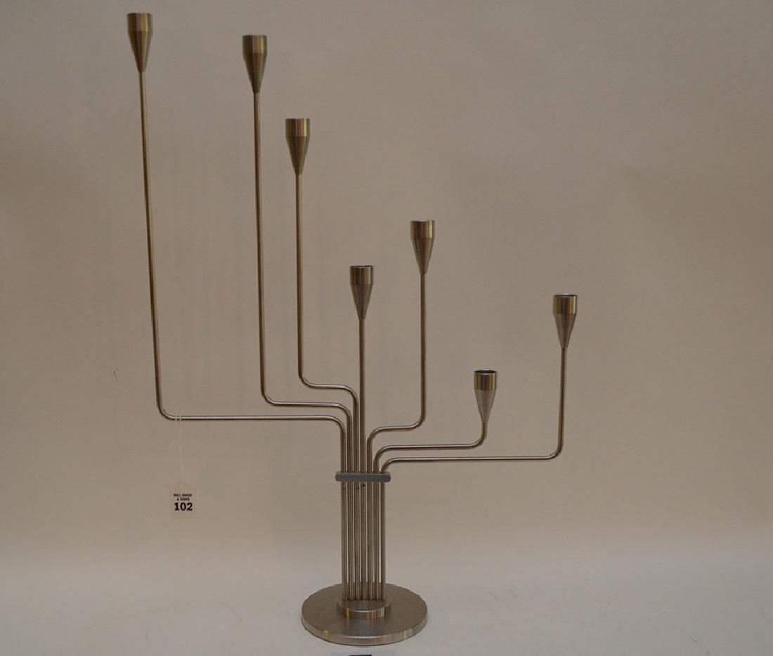 Piet Hein Lysestage Candlestick Leuchter.  Condition: