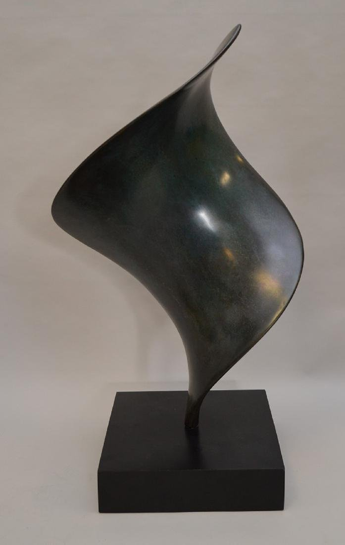 Free Form Bronze Sculpture by Lou and Robins (Lou - 2