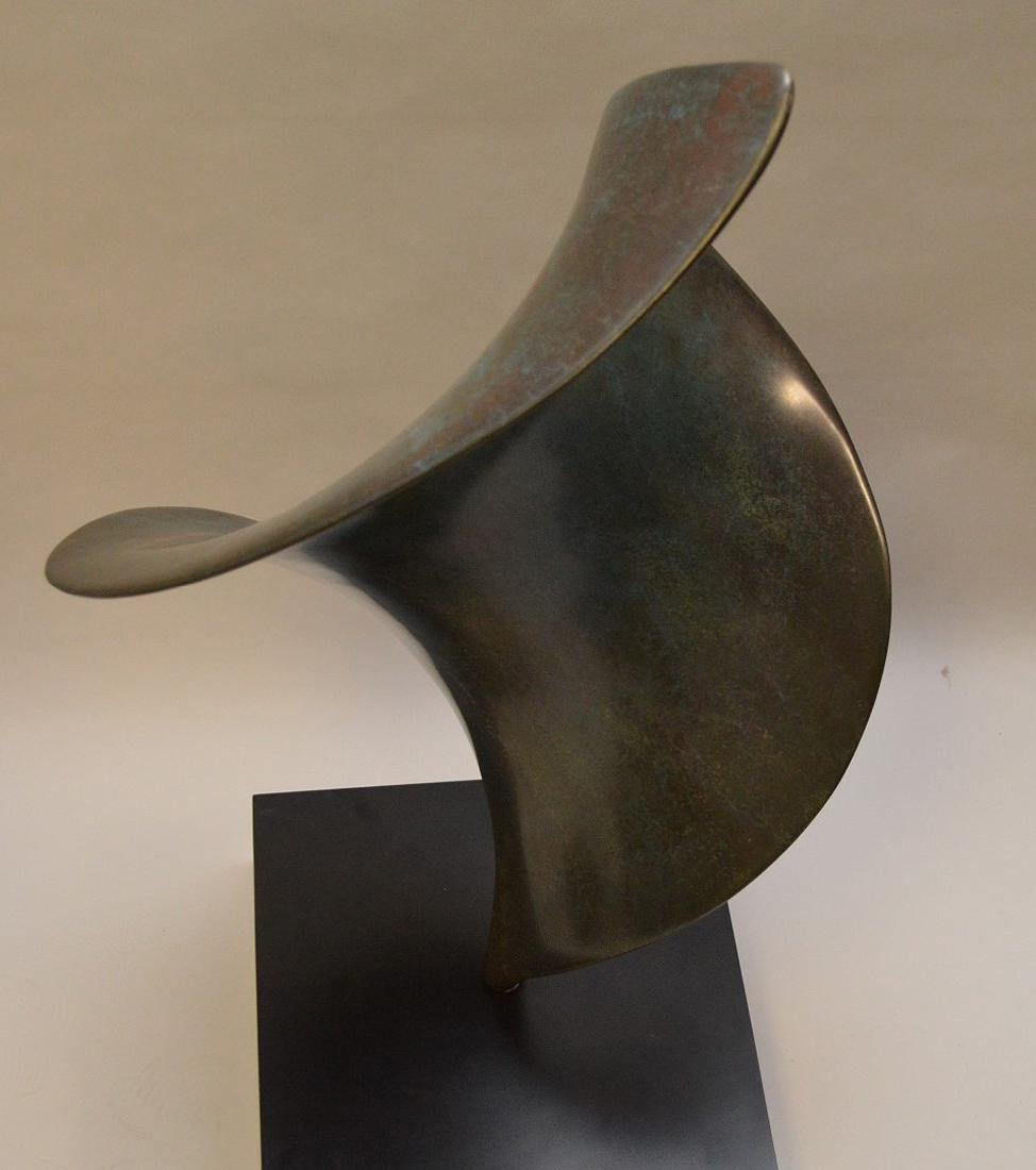 Free Form Bronze Sculpture by Lou and Robins (Lou - 3