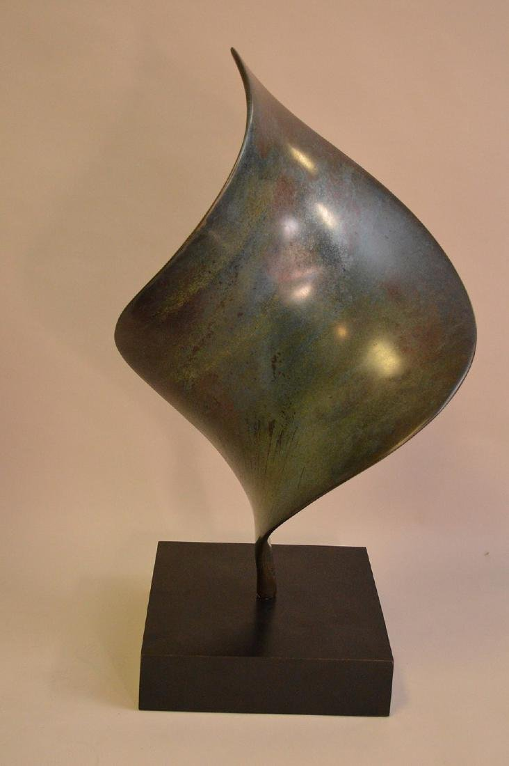 Free Form Bronze Sculpture by Lou and Robins (Lou - 5