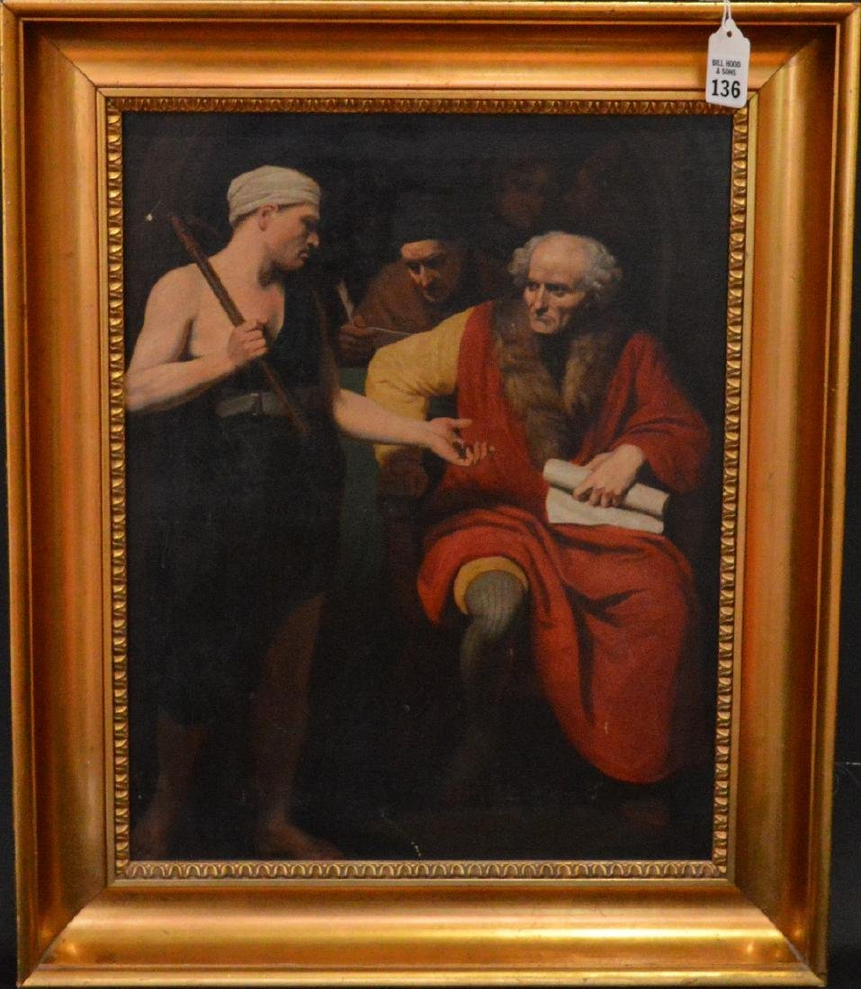 18th/19th Century French School old master style
