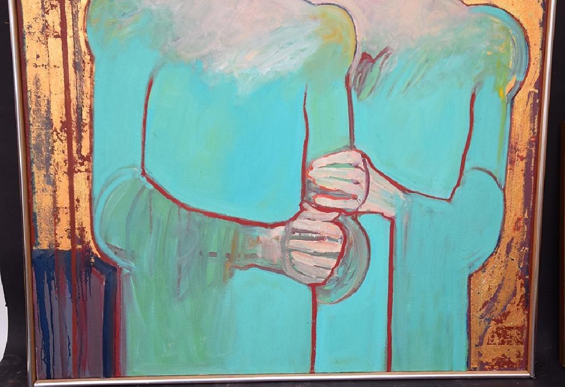 Selina Trieff (American, b. 1934-2015) oil on canvas, - 3