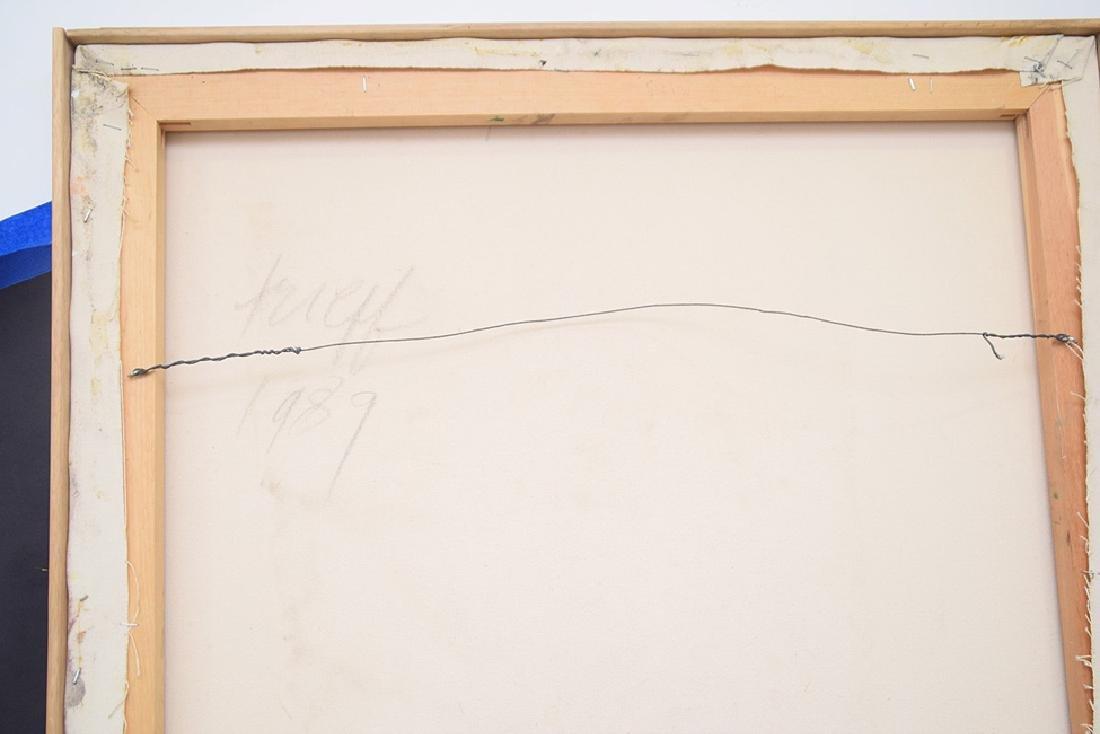 Selina Trieff (American, b. 1934-2015) oil on canvas, - 5