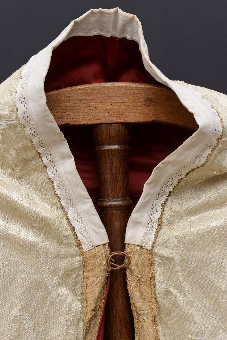 The cope is a vestment for processions, in the greater - 3