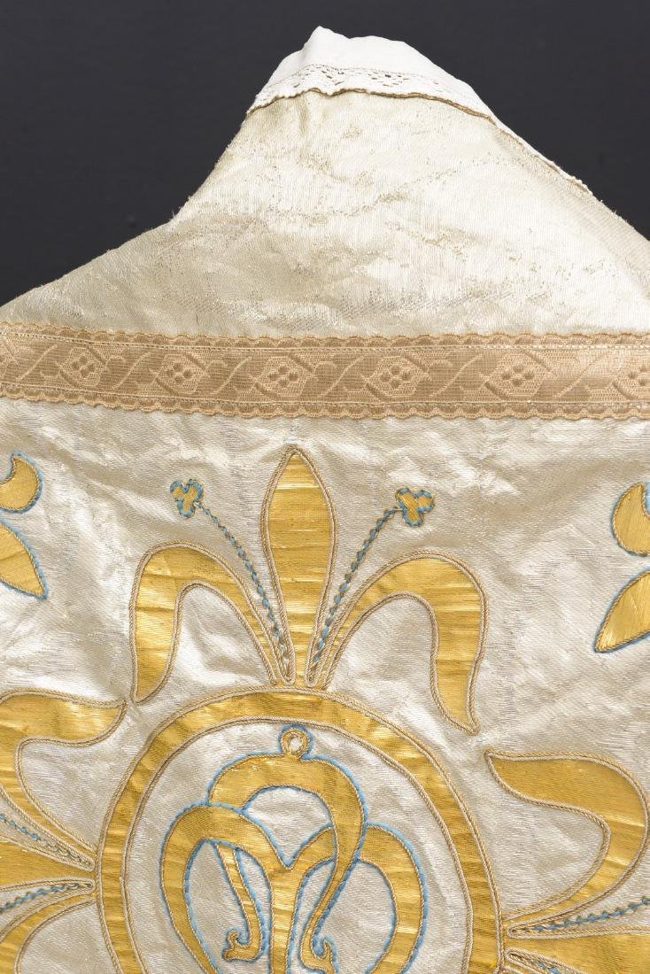 The cope is a vestment for processions, in the greater - 9