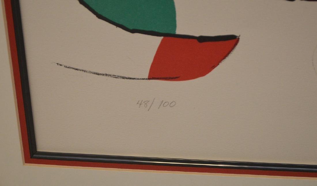 Joan Miró (1893-1983) – Spanish artist, widely - 5