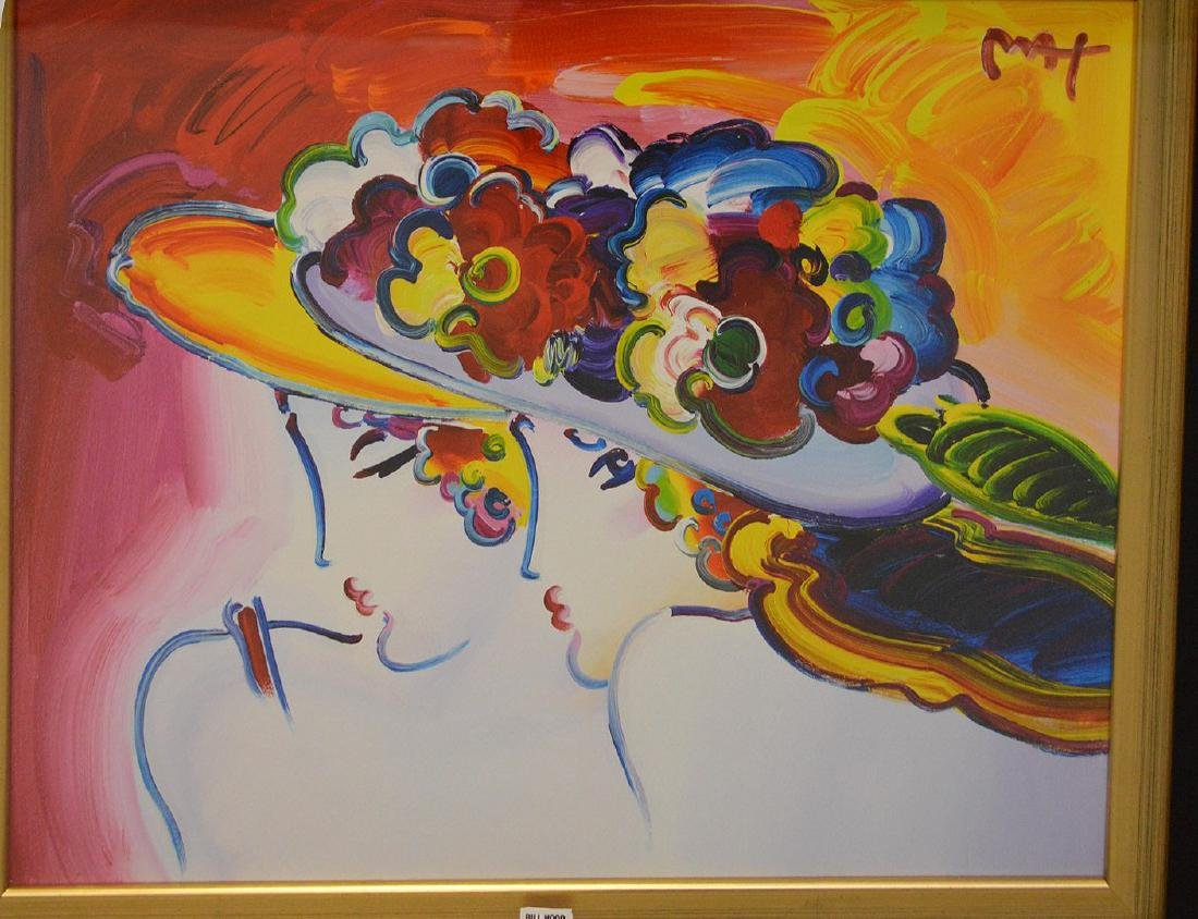 Peter Max (American, born 1937) colored lithograph 16 - 2
