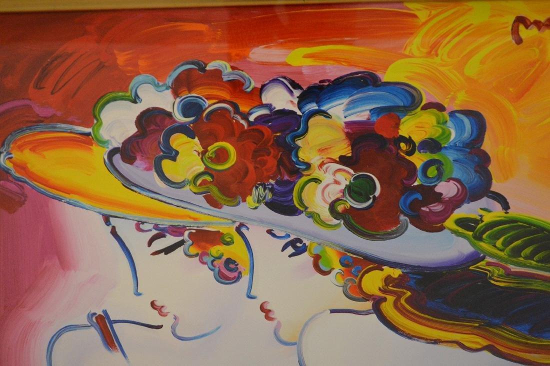 Peter Max (American, born 1937) colored lithograph 16 - 3