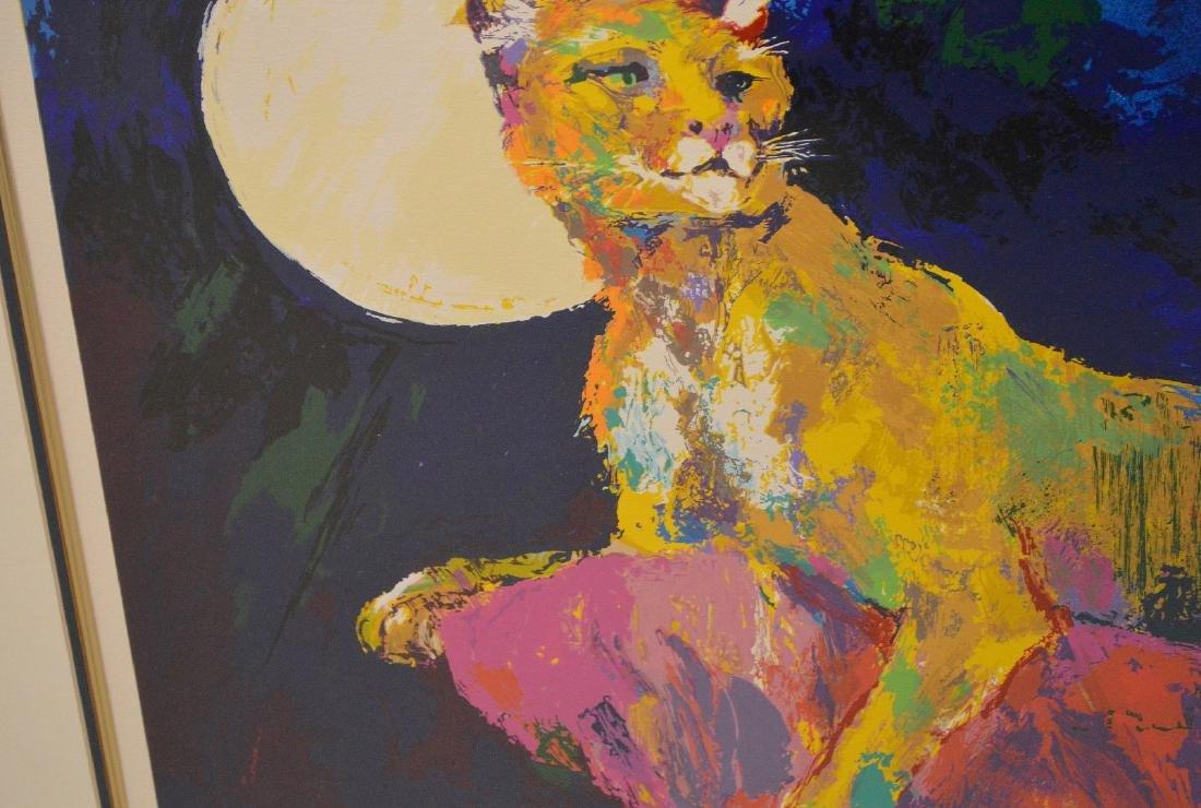 LeRoy Neiman (American 1921 - 2012), Cougar, 1981, - 3