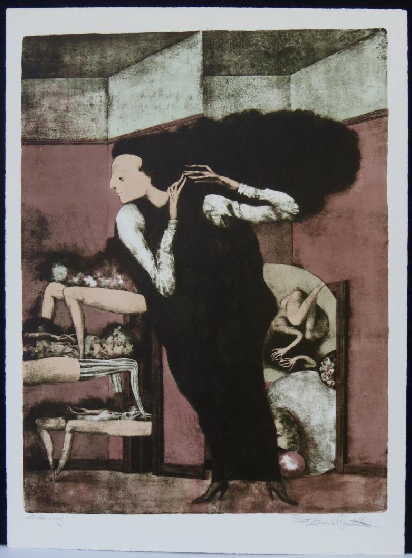 FEDERICO CASTELLON, (New York, 1914-1971), Color