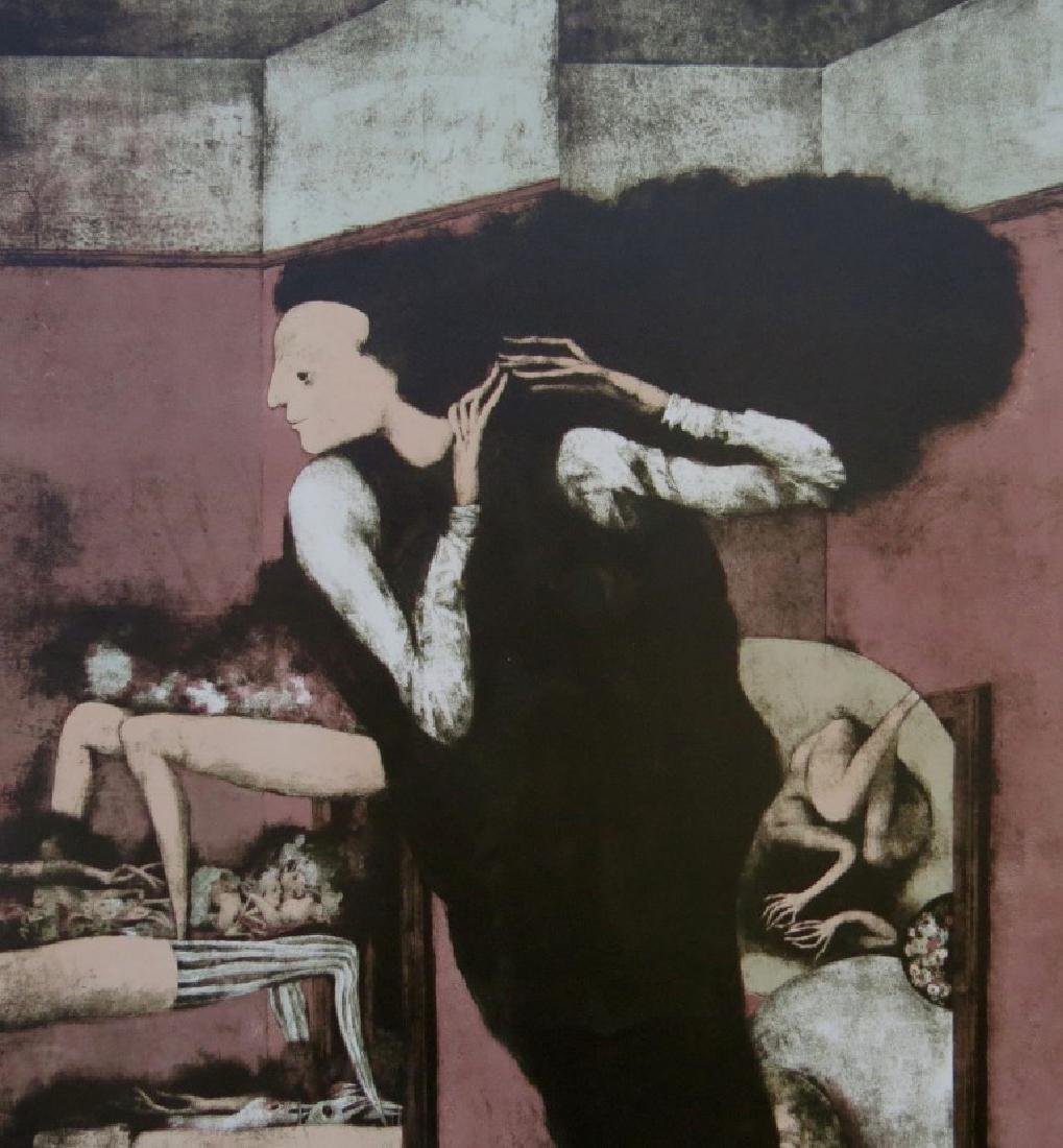 FEDERICO CASTELLON, (New York, 1914-1971), Color - 2