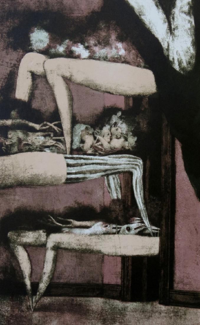 FEDERICO CASTELLON, (New York, 1914-1971), Color - 4