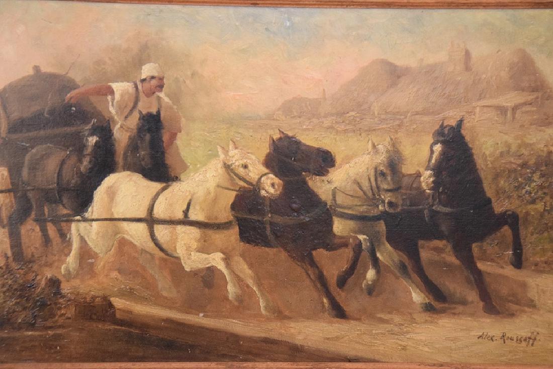 Alexandre Nicolaievitch Roussoff  (Russian 1844 - 1928) - 2