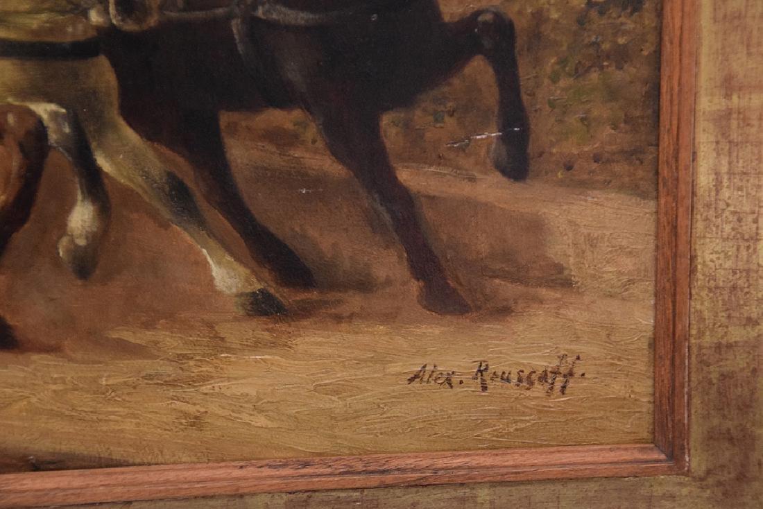 Alexandre Nicolaievitch Roussoff  (Russian 1844 - 1928) - 3