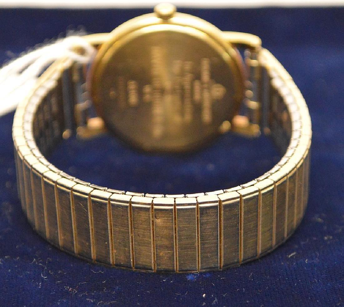 18k Yellow Gold Case Baume & Mercier Men's Watch, - 4