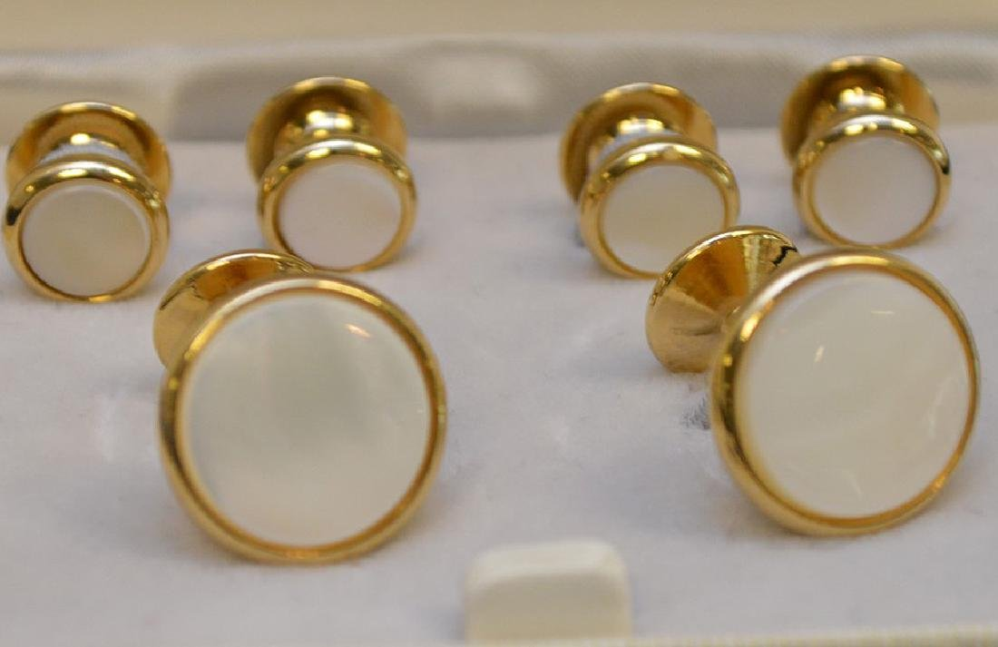 Lot of Cufflinks 1 is Sterling, Nordstrom, hayward and - 5
